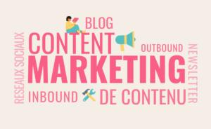 Content Marketing - Quelle stratégie de contenu pour votre blog d'entreprise ? - Aurélie Bordereau
